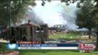 Police identify victims of house explosion in Lincoln