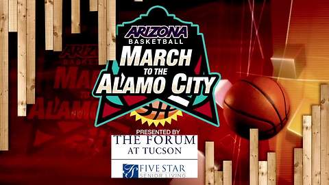 March to the Alamo City