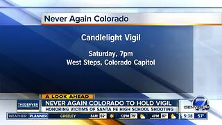 Never Again Colorado hosts candlelight vigil Saturday