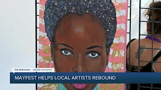 Mayfest helps local artists rebound
