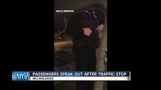Milwaukee Police investigating viral traffic stop - Video