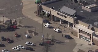 One person shot at Briarwood Mall in Ann Arbor, police say it is not a random incident