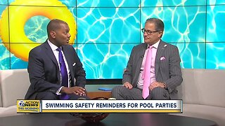 Swimming safety reminders for pool owners
