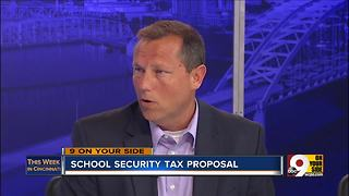 This Week in Cincinnati: Butler County school security tax proposal - Video