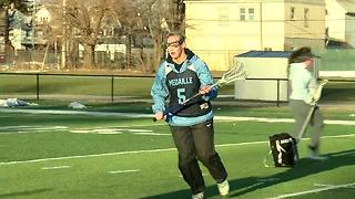 Medaille's Kelsey Beres back playing the game she loves - Video