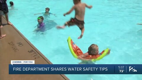 Summer Swim Safety