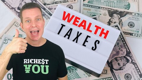 MORE Wealth Tax Coming and How The Wealth Avoid it LEGALLY