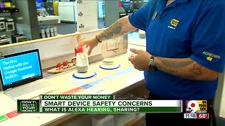 Don't Waste Your Money: Smart device safety concerns - Video