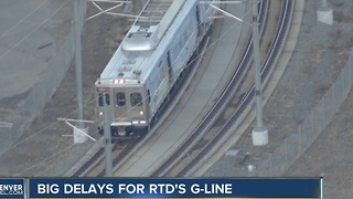 More delays for RTD's G-Line - Video