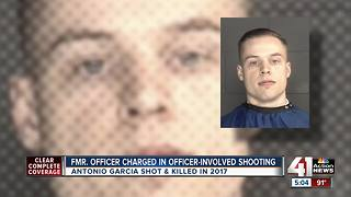 Former officer indicted in deadly 2017 Leavenworth officer-involved shooting - Video