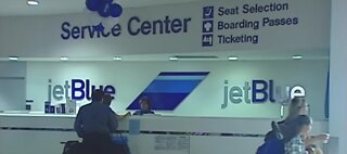 JetBlue blocking middle seat into early July
