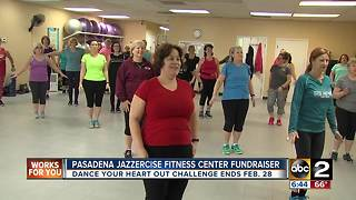 Jazzercise classes promote women's heart health for February