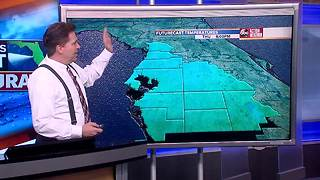 Florida's Most Accurate Forecast with Denis Phillips on Thursday, January 18, 2017 - Video