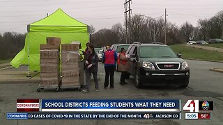 School districts feeding students what they need