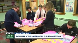 St. Christopher's students vying for national title in competition