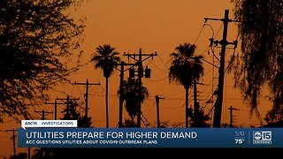 Arizona utilities prepare for higher demand