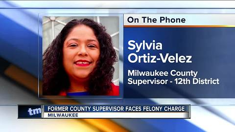 Ex-County Supervisor charged with election fraud