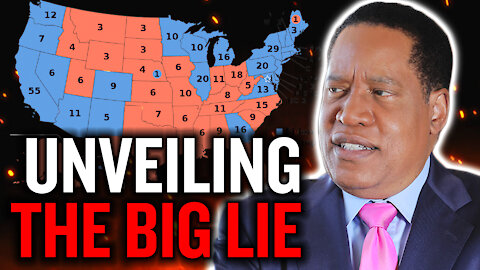 Larry Elder Debunks the 2020 Election Voter Integrity | Larry Elder