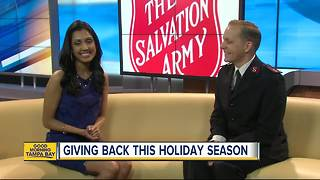 Giving back this holiday season made easy - Video