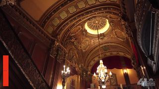 Taste & See KC: Tour the historic Midland theater - Video