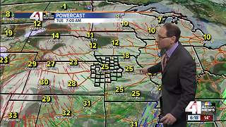 Jeff Penner Sunday Morning Forecast Update 2 11 18 - Video