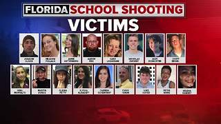 These are the innocent lives lost in the Stoneman Douglas school shooting