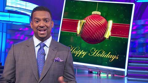 Alfonso's Favorite Holiday Clips 2017