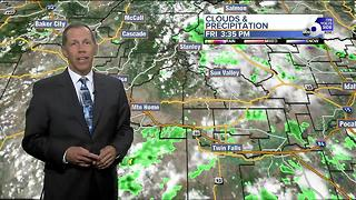 Scott Dorval's On Your Side Forecast: Friday, July 14, 2017 - Video