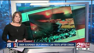 Another lane closure causes headache for drivers - Video