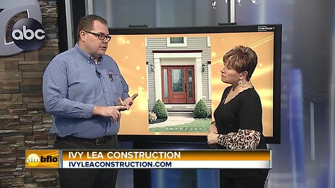 Ivy Lea Construction – Is It Time for A New Door?