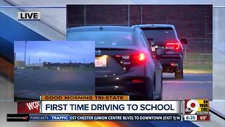 Advice for parents sending their teen drivers off to school for the first time