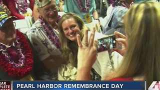 Thousands gather at Pearl Harbor for anniversary - Video