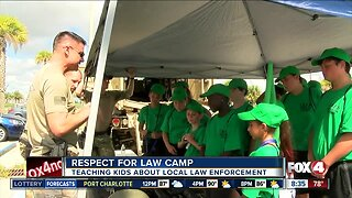 'Respect for Law' camp kicks off this weekend