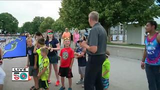 Children's Fest Day with the Weather Team - Video