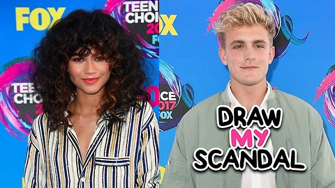 Most Unbelievable Moments At Teen Choice Awards! Zendaya and Jake Paul Speeches Shock!
