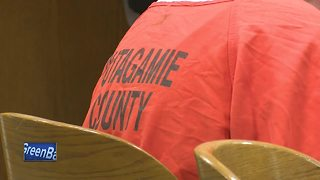 Accused peeper in Outagamie County court - Video