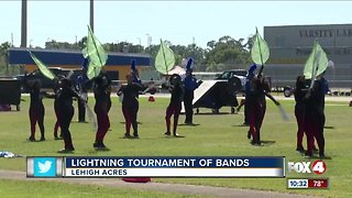 Lightning tournament of bands - Video