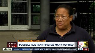 People in public housing in limbo - Video