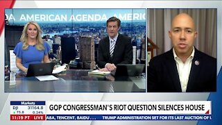 GOP Congressman's Question Silences House