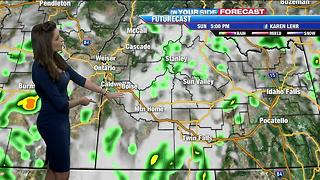 Karen Lehr's Boise Idaho Weather Forecast: June 10, 2017 - Video