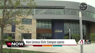 Lenexa opens new Civic Campus building - Video