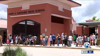 Back-to-school bash held in Greenacres - Video