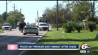 Man injured after chase leads police through two counties - Video