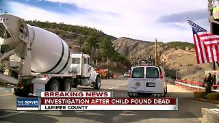 2 h23-month-old girl dies after going missing along Highway 34 in Larimer Countymes damaged in fire at townhome complex in Arvada - Video