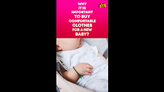 Top 3 Tips to Choose Comfortable Clothes for New-born Baby Girl *