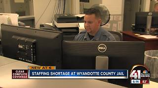 Wyandotte County Sheriff's Office hiring deputies for detention center - Video