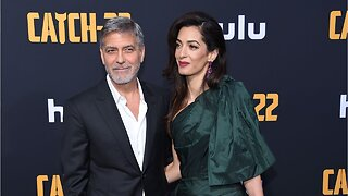 George Clooney Returns To Television With 'Catch 22'