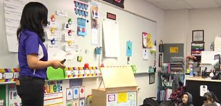 School program helping parents with child's education