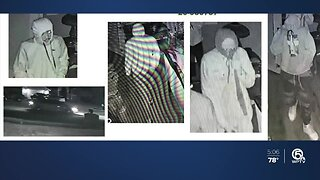 4 suspects wanted in Royal Palm Beach home invasion/robbery