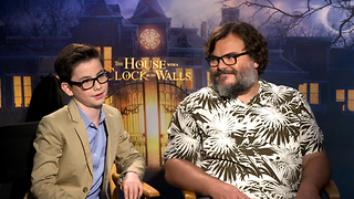 'The House with a Clock in Its Walls' Cast, On Embracing Yourself